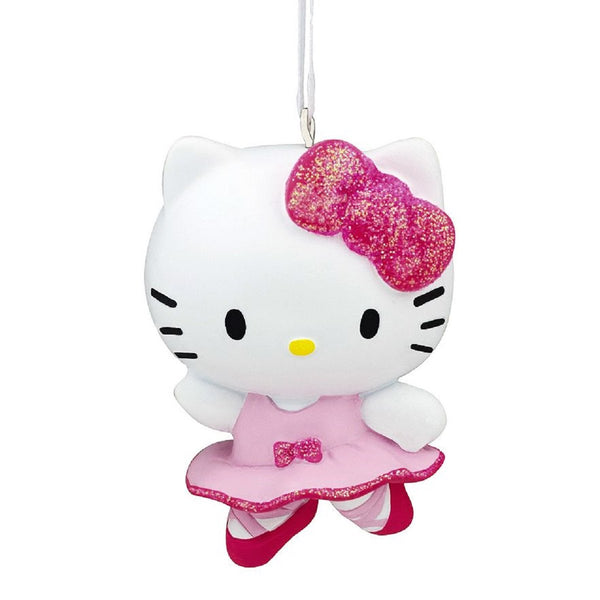 Hallmark Hello Kitty Ballerina Christmas Ornament