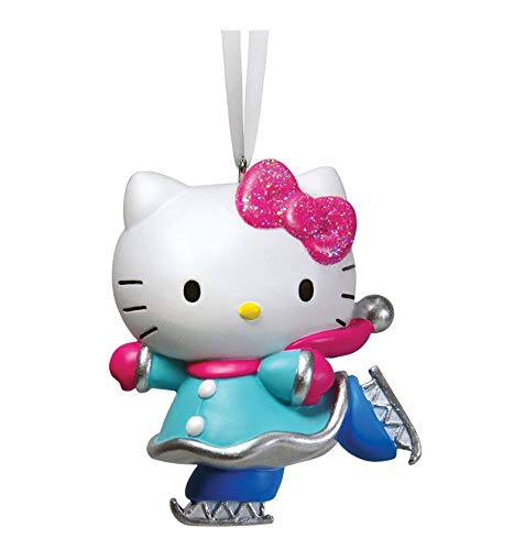 Hallmark Hello Kitty Skating Christmas Ornament
