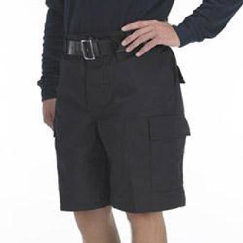 Quatermaster Law Pro Utility Tactical Cargo Shorts Black Mens S23 220 04 Size M