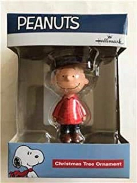 Peanuts Charlie Brown Christmas Tree Ornament by Hallmark