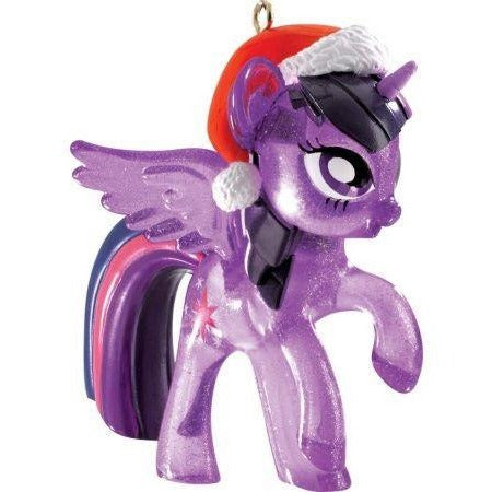 "American Greetings My Little Pony Twilight Sparkle 3"" Tall Ornament"