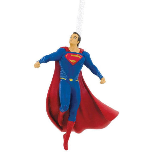"2017 Hallmark Superman Justice League 3"" Christmas Ornament"