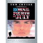 Born on The Fourth of July DVD Tom Cruise Special Edition Universal 2004