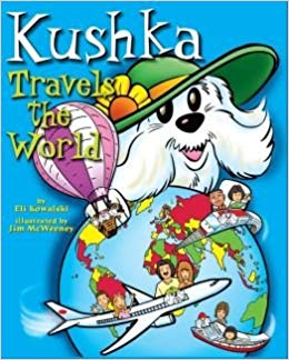 Kushka Travels the World