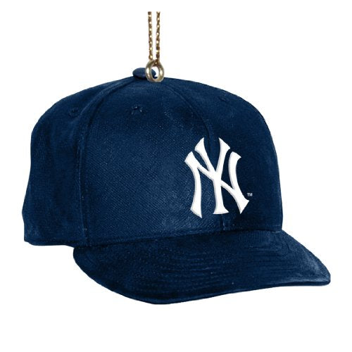 MLB New York Yankees Baseball Cap Ornament by The Memory Company