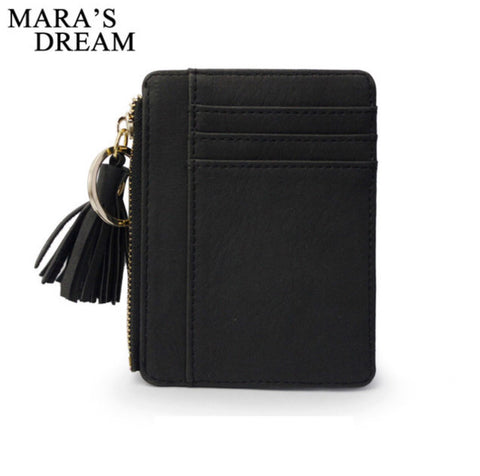 Premium Quality Leather Purse Wallet with Card Holders for Women - MyShimi.com
