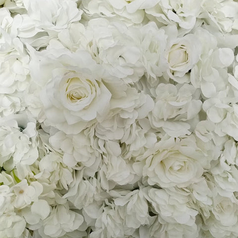 Artificial Flower Wall Backdrop Wedding Decoration - MyShimi.com