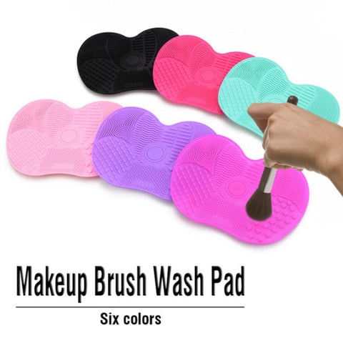 Silicone Makeup Cleaning Pad Scrubber - MyShimi.com