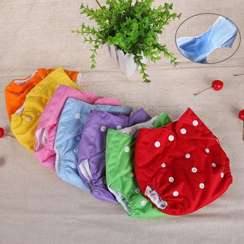 Premium Soft Breathable  Washable Nappy - MyShimi.com