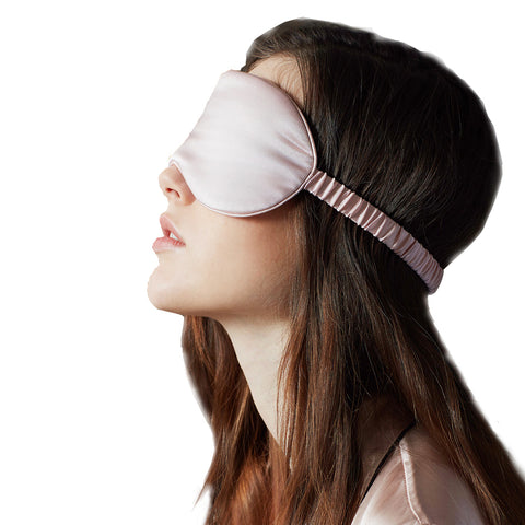 Silk 3D  Double-Side Soft Eye Mask