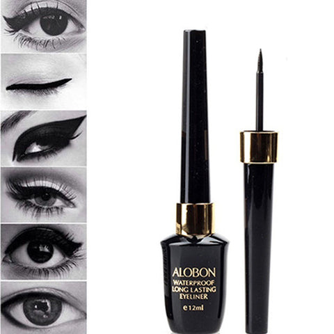 Black Liquid Eye Liner - MyShimi.com