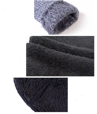 Warm Winter Knitted Hats Scarves & Gloves for Men & Women