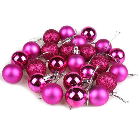 Christmas Tree Decoration Balls - MyShimi.com