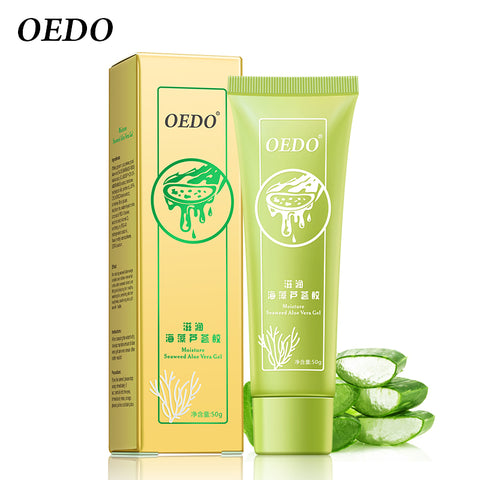 Seaweed & Aloe Vera Gel  Hydrating Whitening Night Cream