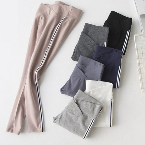 Low Waist Ultra Comfort Maternity Leggings - MyShimi.com