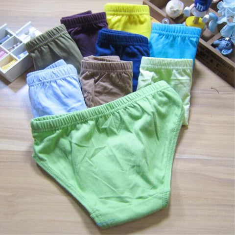 Set of Baby Underwear for Boys