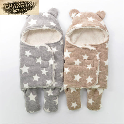 Baby Sleeping Bags in Adorable Cartoon Design - MyShimi.com