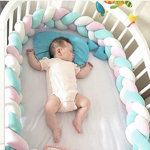 Premium Cotton Hand Knots Baby Pillows - MyShimi.com