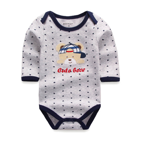 Spring Cotton Baby Rompers, Baby Pants Clothing Sets - MyShimi.com