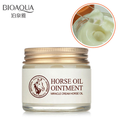 Horse Oil Anti-aging Solution - MyShimi.com