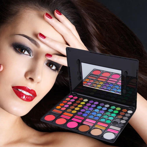 78 Colors Makeup Palette Set - MyShimi.com