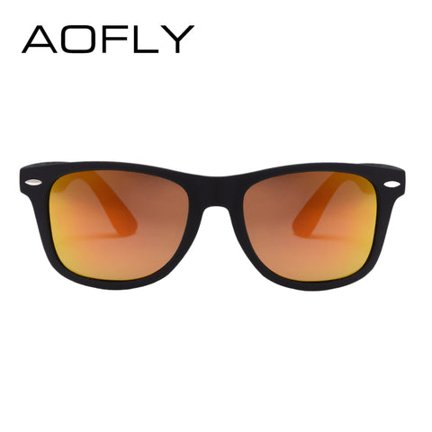Polarized Driving Sunglasses in Black Frame for Men