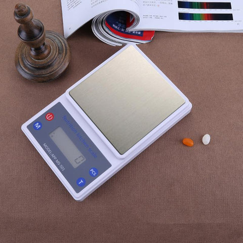 Stainless Steel Smart Home Portable Electronic Digital Scales