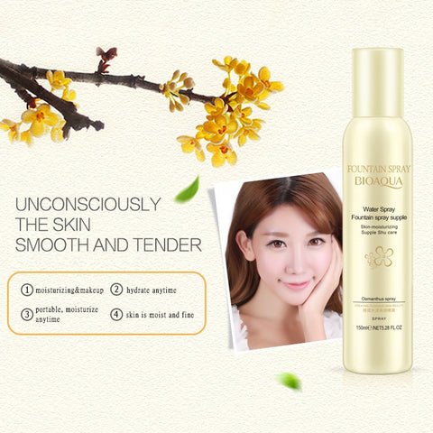 Natural Moisturizing, Whitening, Anti-aging Face Toner - MyShimi.com