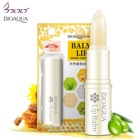 Natural Colorless Hydrating Lip Balm - MyShimi.com