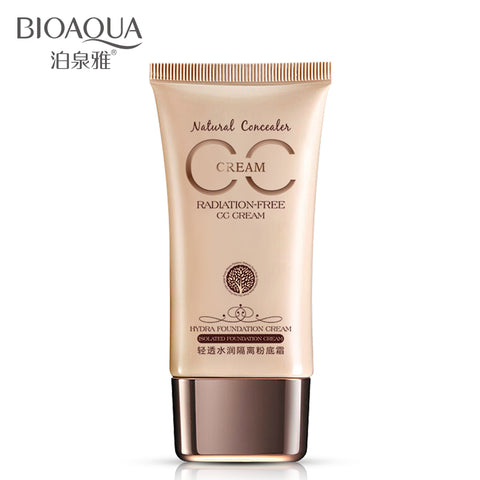 CC Cream Natural Moisturizing Cream - MyShimi.com