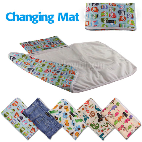 Portable & Waterproof Changing Mat