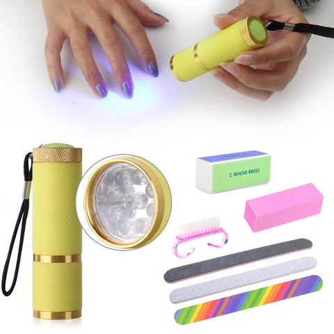 Portable Nail Art Tools - MyShimi.com