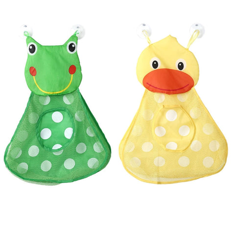 Baby's Toy Bag Organizer Holder for Bathroom - MyShimi.com