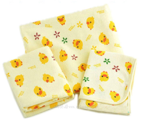 Pure Cotton Waterproof Changing Mat Cover