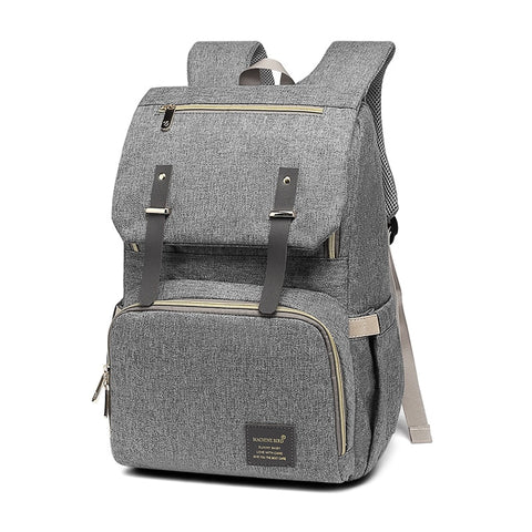 Multifunctional Laptop and Diaper Bag with USB Charger - MyShimi.com