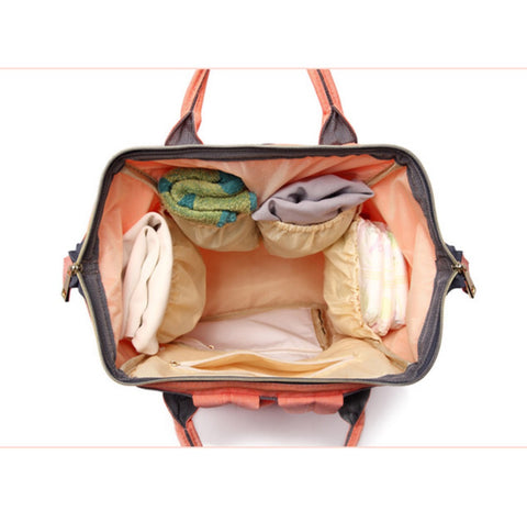 Fashionable Nursing Bag for Mom and Baby - MyShimi.com