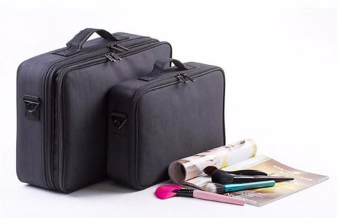 Professional Waterproof Multi-Layer Makeup Storage Bag - MyShimi.com