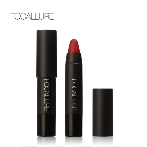 Waterproof Powdery Matte Red Lipstick - MyShimi.com