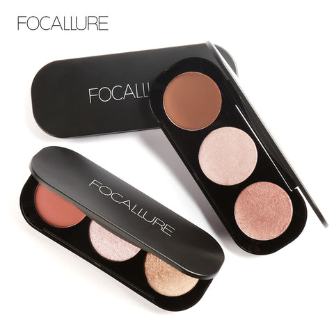 Face Blush Powder Highlighter  Makeup - MyShimi.com