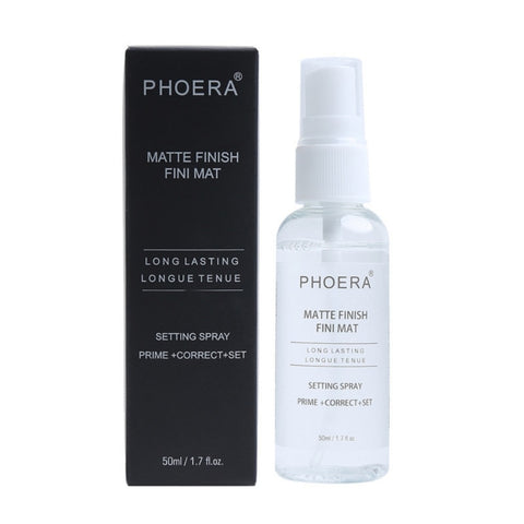 Makeup Setting Spray in Matte Finish - MyShimi.com