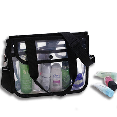 Fashionable Transparent Ladies  Set Top Bags - MyShimi.com