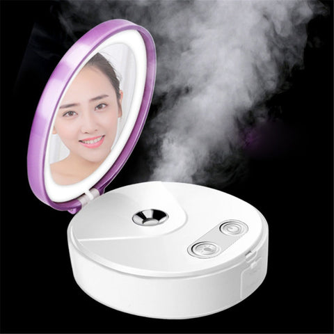 Moisturizing Facial Steamer  Multi Function  Mini Spray - MyShimi.com