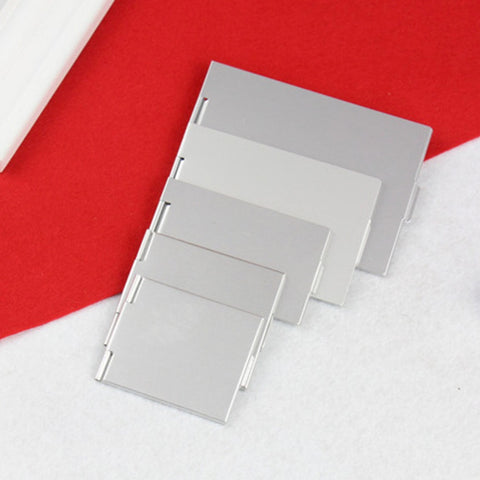 Ultra-thin Make Up Foldable Pocket Mirror - MyShimi.com