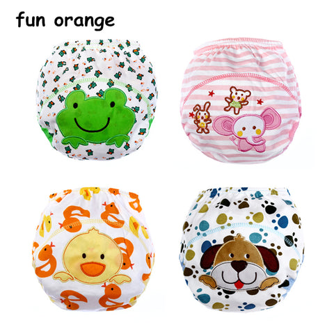 Cute Baby Diapers Reusable Training  Nappies - MyShimi.com