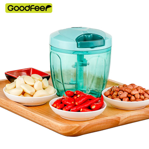 Multifunction Manual  Food Processor Kitchen Tools - MyShimi.com