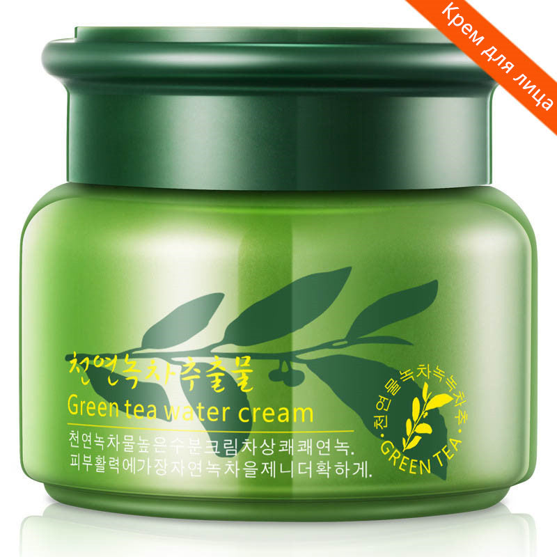 Green Tea Essence Ageless Face Day Cream - MyShimi.com