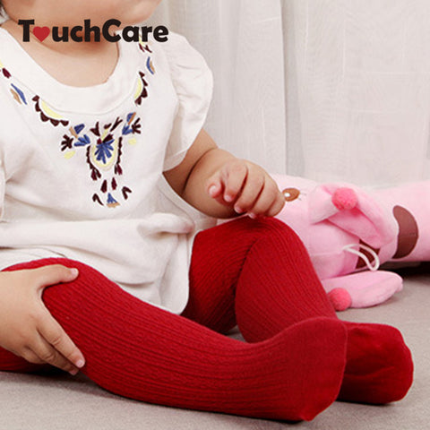 Infant Soft Baby Girl Cotton Tights - MyShimi.com