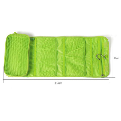 Trifold Toiletry Ladies Case