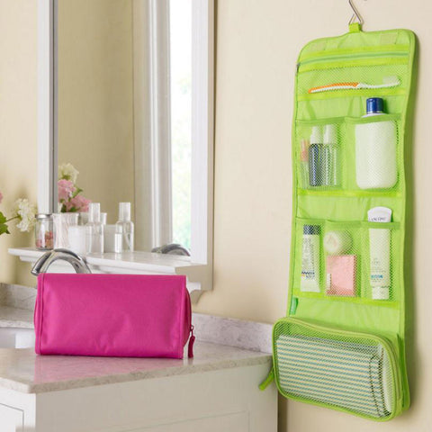 Trifold Toiletry Ladies Case - MyShimi.com