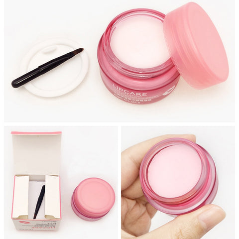 Nourishing Lip Plumper Enhancer Night Cream - MyShimi.com